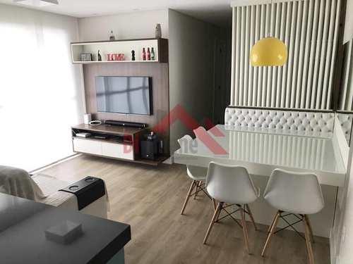 Apartamento, código 635 em São Caetano do Sul, bairro Barcelona