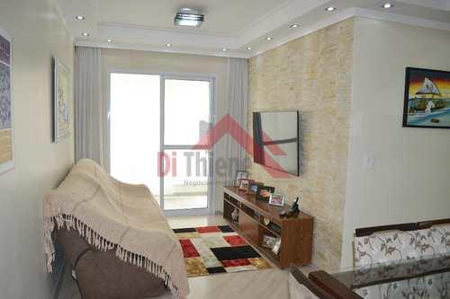 Apartamento, código 783 em São Caetano do Sul, bairro Olímpico