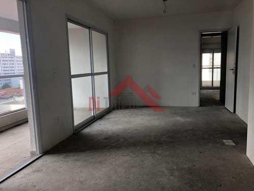 Apartamento, código 934 em São Caetano do Sul, bairro Santo Antônio