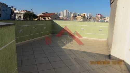 Cobertura, código 985 em São Caetano do Sul, bairro Nova Gerty