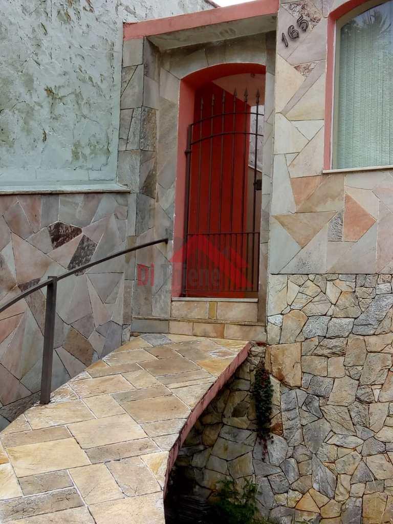 Casa em São Caetano do Sul, no bairro Cerâmica