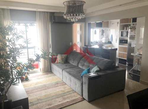Apartamento, código 1381 em São Caetano do Sul, bairro Santa Paula