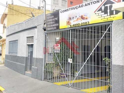 Casa, código 1415 em São Caetano do Sul, bairro Fundação