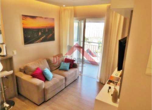 Apartamento, código 1448 em São Caetano do Sul, bairro Fundação