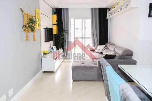 Apartamento, código 1511 em São Caetano do Sul, bairro Nova Gerty