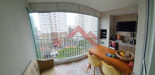 Apartamento, código 1591 em São Caetano do Sul, bairro Olímpico