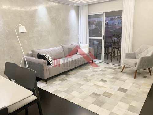 Apartamento, código 1619 em São Caetano do Sul, bairro Santa Paula