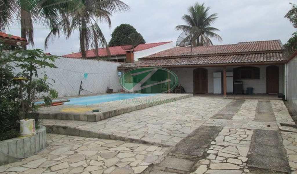 Casa em Bertioga, bairro Indaiá