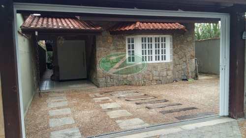 Casa, código 151 em Bertioga, bairro Vila Agao II