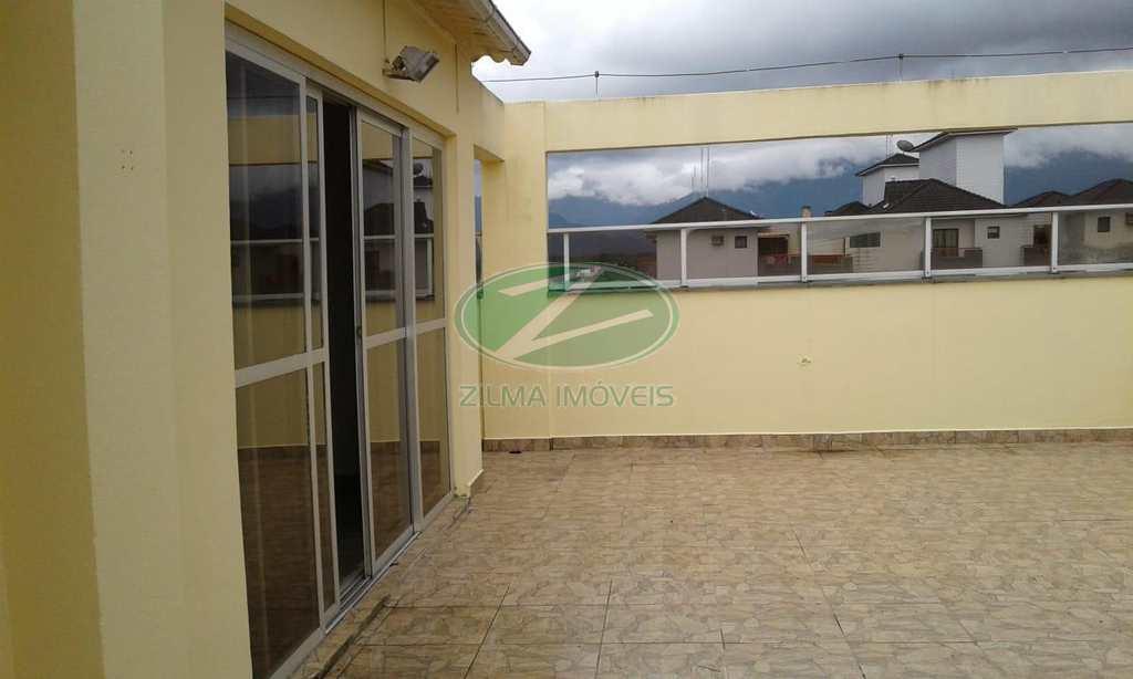 Cobertura em Bertioga, bairro Maitinga