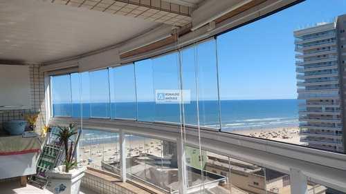 Apartamento, código 1127 em Praia Grande, bairro Aviação