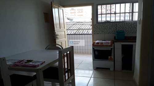 Kitnet, código 1059 em Praia Grande, bairro Boqueirão