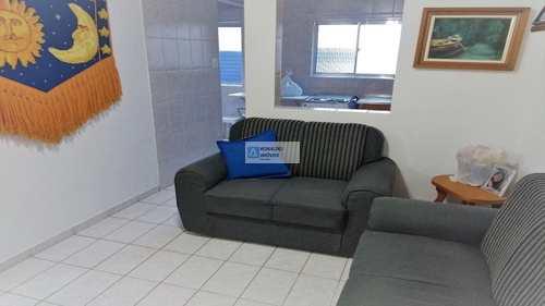 Apartamento, código 957 em Praia Grande, bairro Tupi