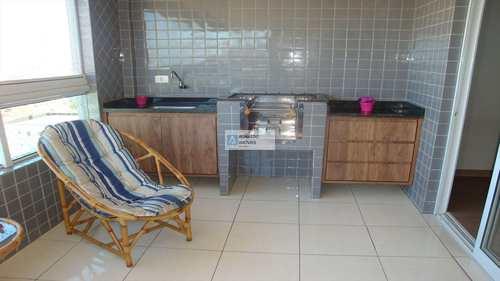 Apartamento, código 684 em Praia Grande, bairro Ocian