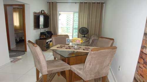 Apartamento, código 538 em Praia Grande, bairro Tupi