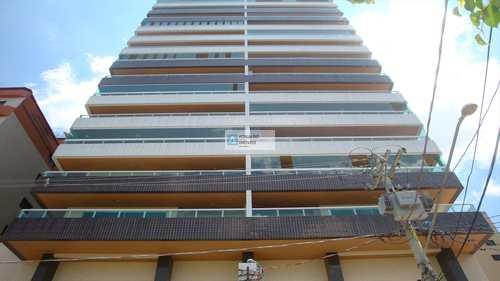 Apartamento, código 481 em Praia Grande, bairro Guilhermina