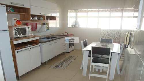 Apartamento, código 460 em Praia Grande, bairro Tupi