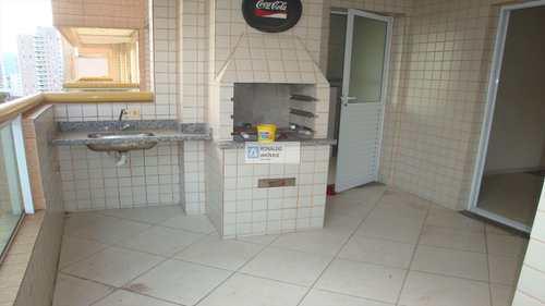 Apartamento, código 382 em Praia Grande, bairro Aviação