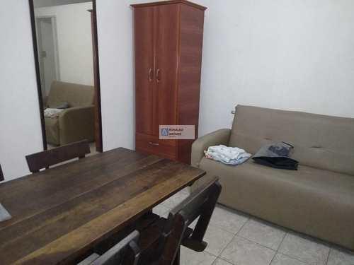 Kitnet, código 1288 em Praia Grande, bairro Aviação