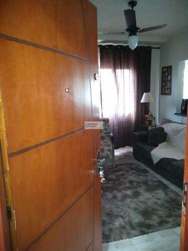 Apartamento, código 1418 em Praia Grande, bairro Guilhermina