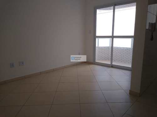 Apartamento, código 1552 em Praia Grande, bairro Guilhermina