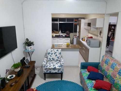 Apartamento, código 1868 em Praia Grande, bairro Guilhermina