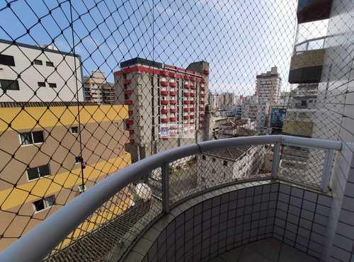 Apartamento, código 2195 em Praia Grande, bairro Guilhermina