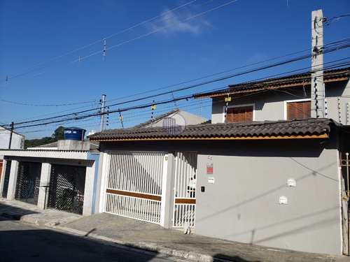 Casa, código 670 em Guarulhos, bairro Vila Silveira
