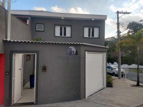 Sobrado, código 888 em Guarulhos, bairro Vila Moreira