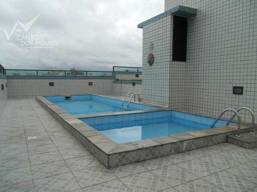 Apartamento, código 10 em Praia Grande, bairro Canto do Forte