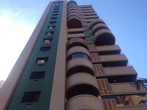 Apartamento, código 15 em Praia Grande, bairro Canto do Forte