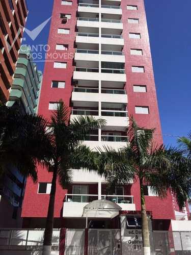 Apartamento, código 17 em Praia Grande, bairro Canto do Forte