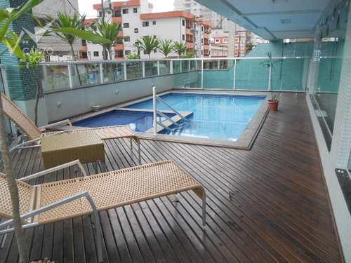Apartamento, código 21 em Praia Grande, bairro Canto do Forte