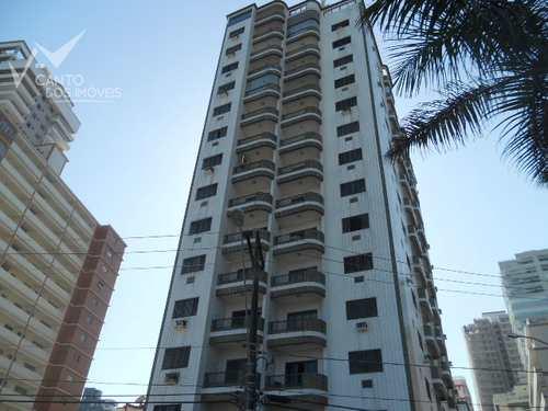 Apartamento, código 26 em Praia Grande, bairro Canto do Forte