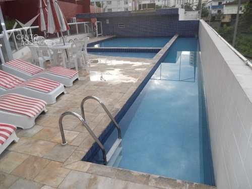 Apartamento, código 33 em Praia Grande, bairro Canto do Forte