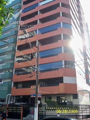 Apartamento, código 34 em Praia Grande, bairro Canto do Forte