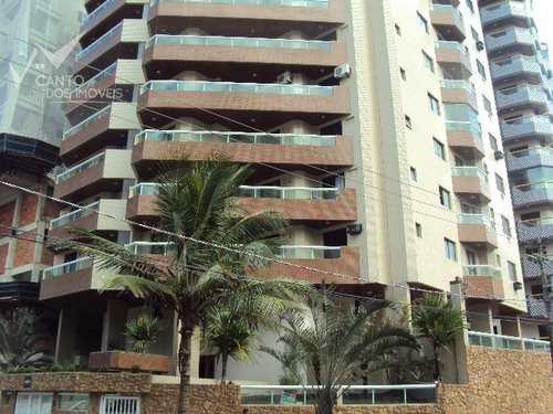 Apartamento, código 36 em Praia Grande, bairro Canto do Forte