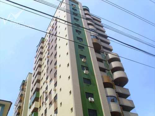 Cobertura, código 43 em Praia Grande, bairro Canto do Forte