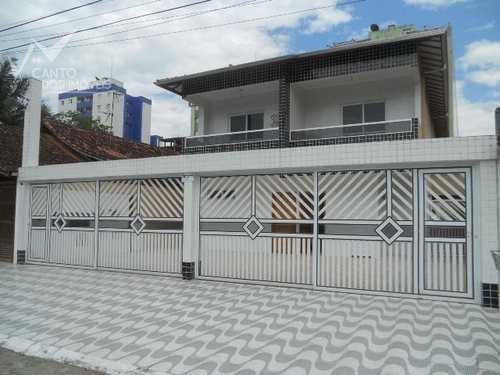 Sobrado, código 66 em Praia Grande, bairro Canto do Forte