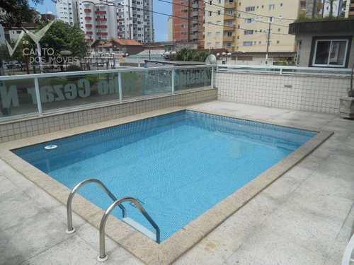 Apartamento, código 92 em Praia Grande, bairro Tupi