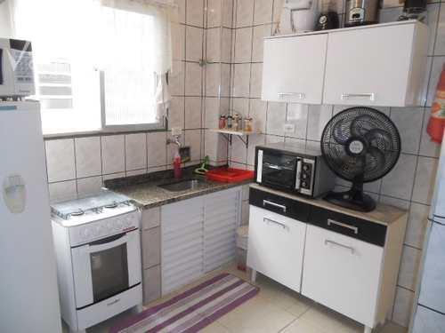 Apartamento, código 93 em Praia Grande, bairro Canto do Forte