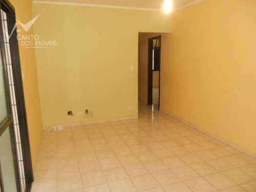 Apartamento, código 97 em Praia Grande, bairro Canto do Forte