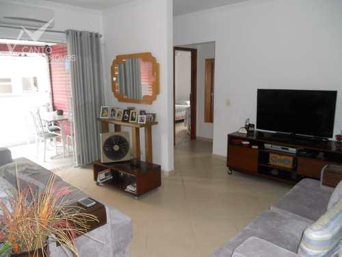 Apartamento, código 104 em Praia Grande, bairro Canto do Forte
