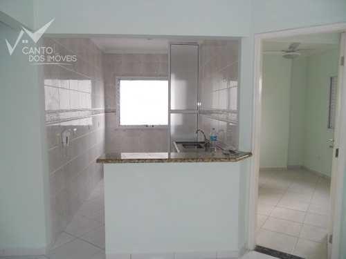 Apartamento, código 109 em Praia Grande, bairro Canto do Forte