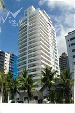 Apartamento, código 110 em Praia Grande, bairro Canto do Forte