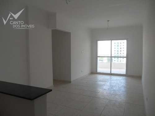Apartamento, código 130 em Praia Grande, bairro Canto do Forte
