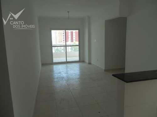 Apartamento, código 131 em Praia Grande, bairro Canto do Forte