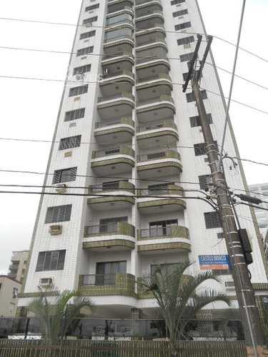 Apartamento, código 132 em Praia Grande, bairro Canto do Forte