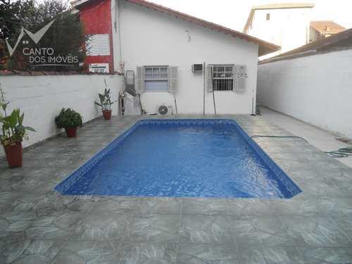 Casa, código 151 em Praia Grande, bairro Canto do Forte