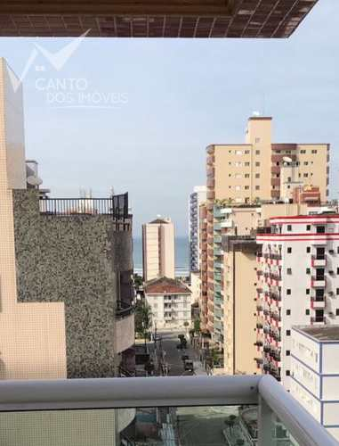 Apartamento, código 164 em Praia Grande, bairro Guilhermina